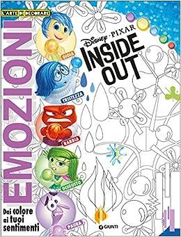 Inside Out Larte Di Decorare Emozioni Amazonit Aavv Libri