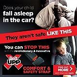 BeltUpp Car seat Safety Support Belt