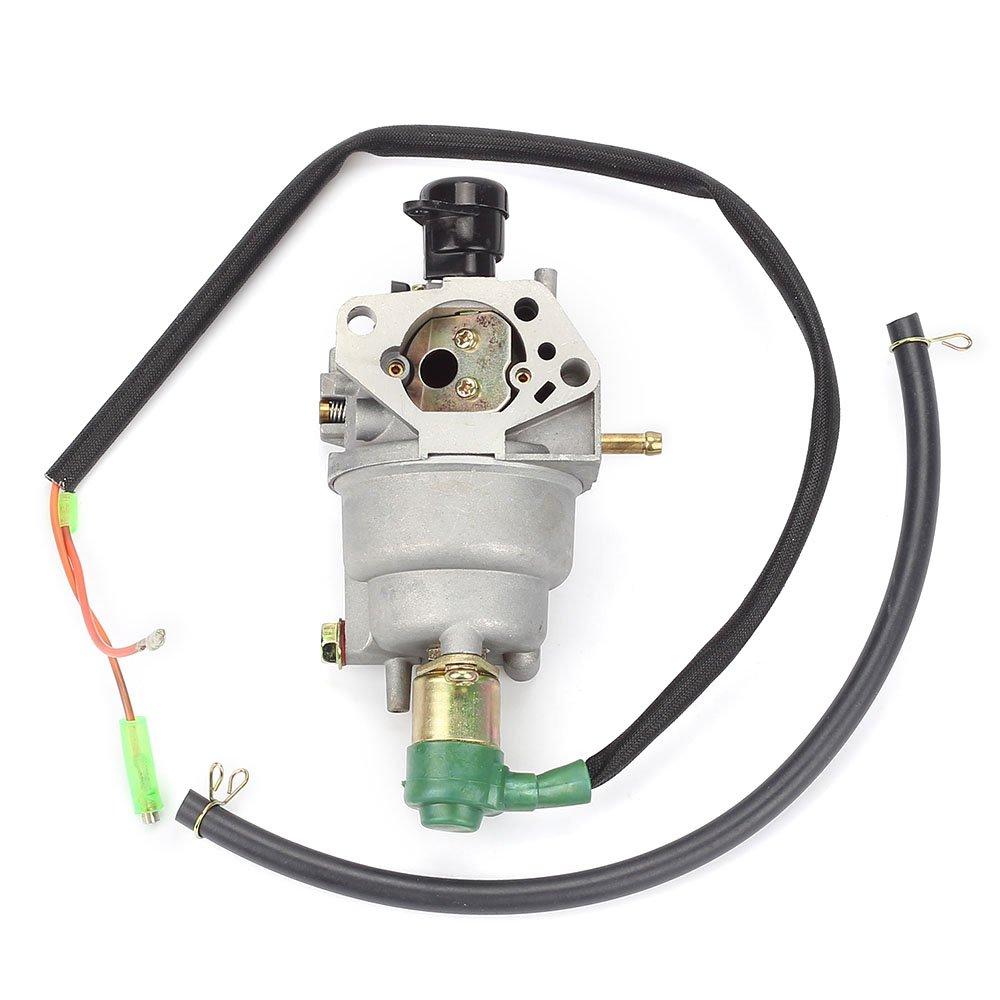 Buckbock Carburetor Carb for Powerhorse M166113G 166113 7000 DF7000 5500 Watt DJ190N Gas Generator by Buckbock (Image #2)