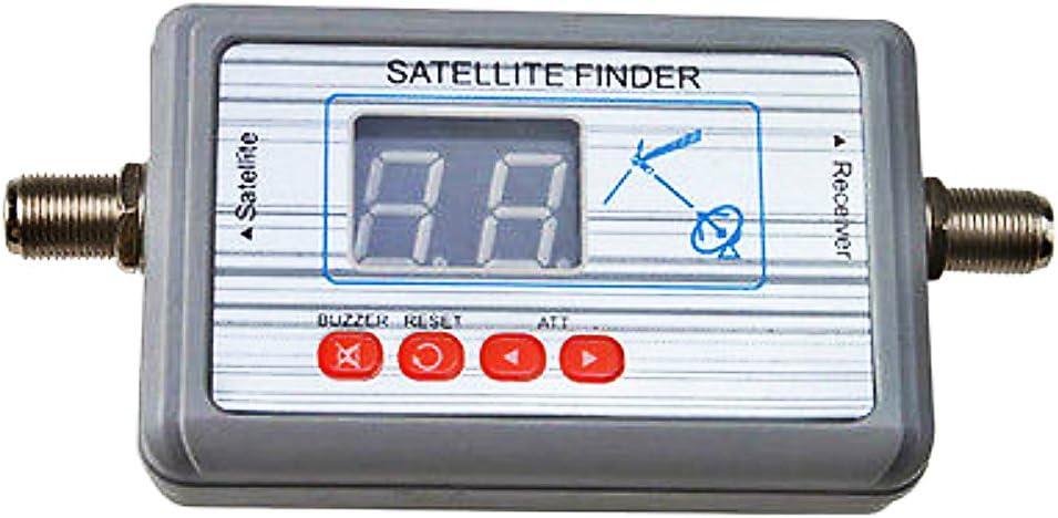 Satlink WS-6903 Digital Display Satellite Signal Finder Directv Meter LCD Buzzle