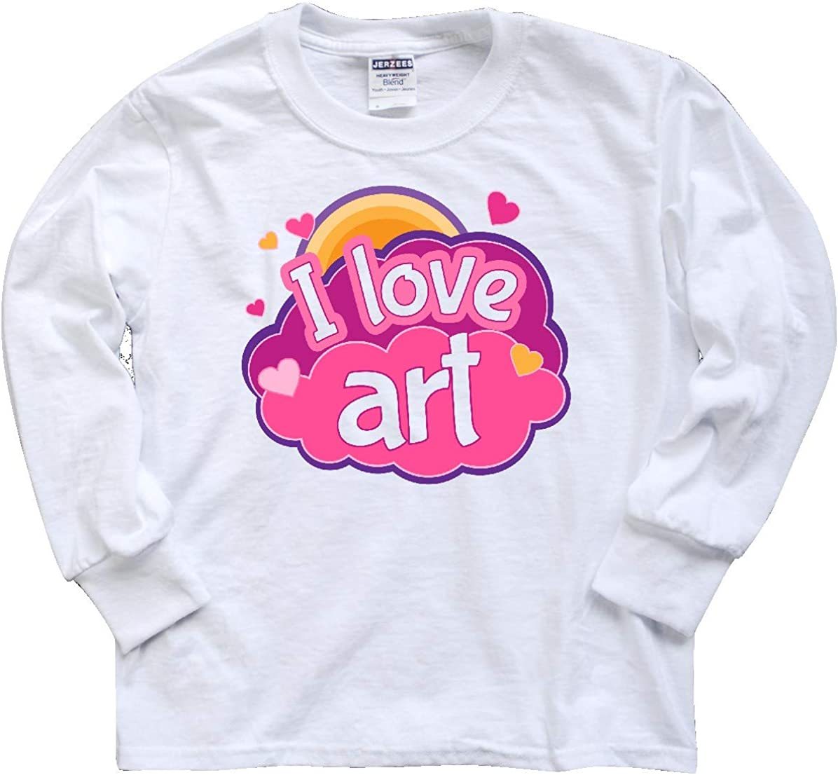 inktastic Artist Just a Girl Who Loves Art Toddler T-Shirt