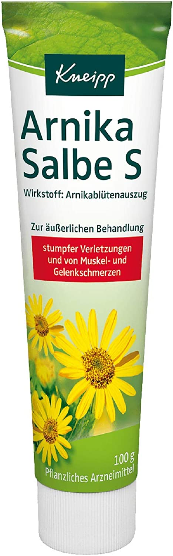 Kneipp Arnika Salbe S 100 G Amazon De Drogerie Körperpflege