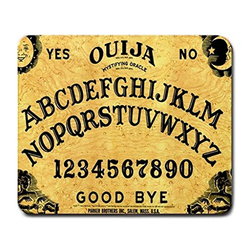 Mouse Hot Super Pad (Hot Ouija Board Mystery Demon Supernatural Large Mouse Pad Mousepad Mat)