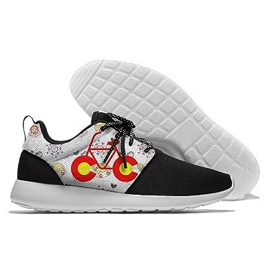 Colorado Bike Mens Comfortable Athletic Running Sneakers Shoes