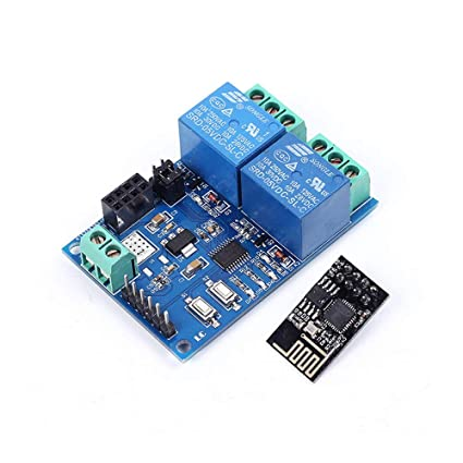 Amazon com: 5V WiFi Relay Module ESP8266 IOT APP Controller