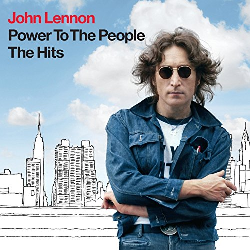 CD : John Lennon - Power to the People: The Hits (With DVD, Remastered, 2 Disc)