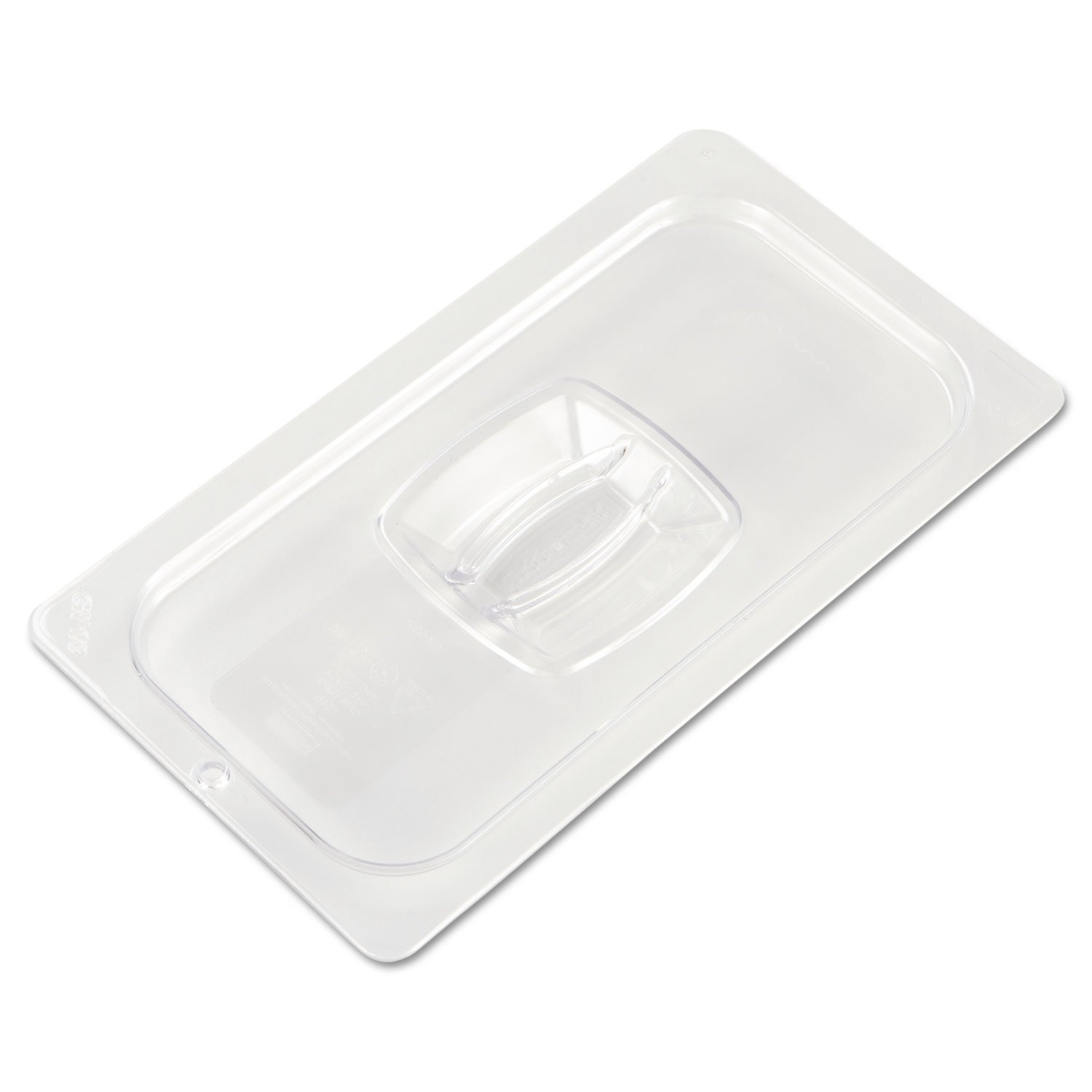 Rubbermaid Commercial Cold Food Pan Covers RCP 121P-23 CLE