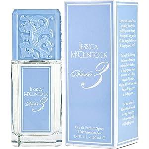 Jessica Mc Clintock #3 By Jessica Mcclintock For Women. Eau De Parfum Spray 3.4 Ounces