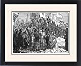 Framed Print Of Pilgrimage Of Grace/1537