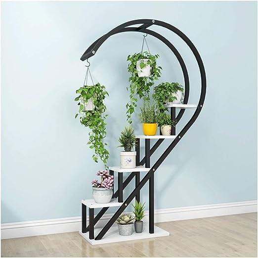 JKL-Soportes para plantas Soporte de flores para el hogar ...