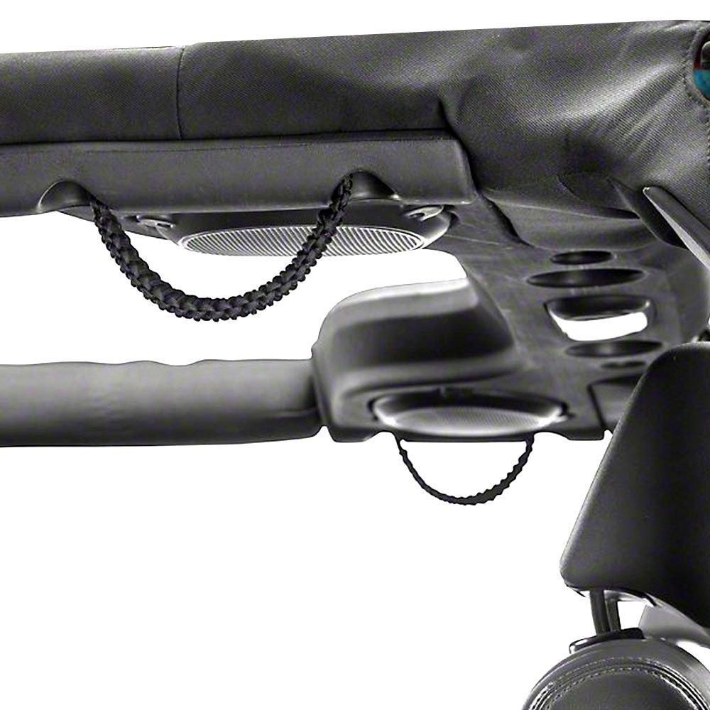 550 Pound Strength Durable Cushioned Grip Support Pair 2 Pieces XPLORE Outdoors Jeep Wrangler 07-18 JK Rear Soundbar Paracord Grab Handles