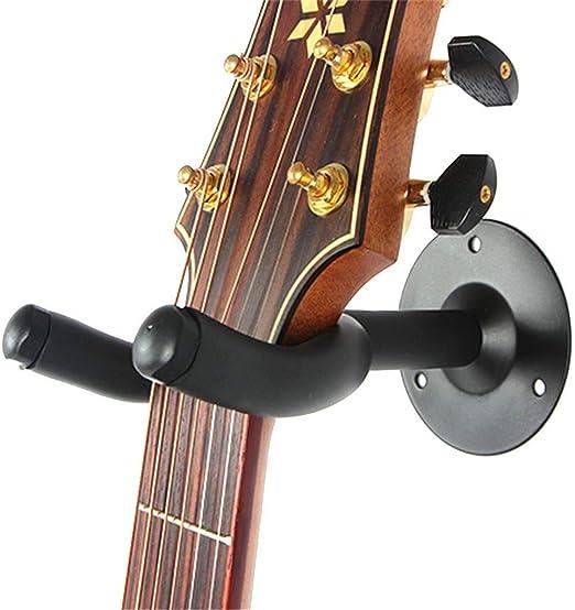 Soporte de Gancho para Guitarra Redondo Soporte para Pared Soporte ...