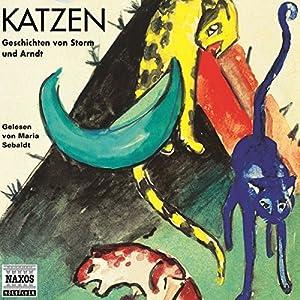 Katzen - Phantastische Geschichten Hörbuch