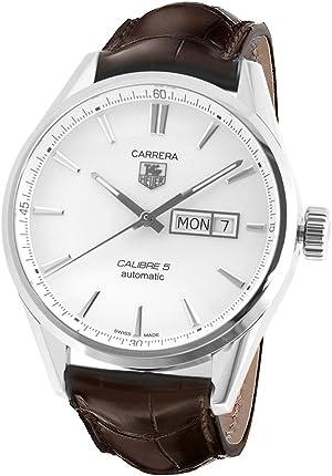 [タグホイヤー] 腕時計 WAR201B.FC6291 メンズ 並行輸入品 ブラウン [並行輸入品]