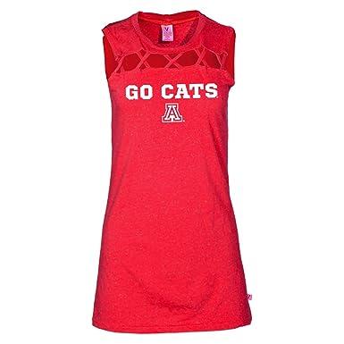 ff9c54a3144 Amazon.com: Official NCAA University of Arizona Wildcats U of A Women's  Athlesiure Tank Top: Clothing