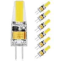 LAKES G4 LED Bombilla de COB, DC/AC 12V