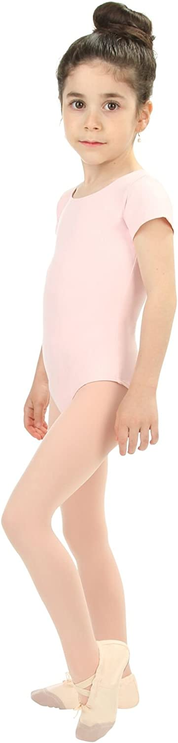 Silky Toes Girls Ultra Soft Pro Dance Tights//Ballet Stocking Footed Tights 2 Pair