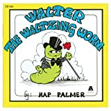 Walter The Waltzing Worm - CD