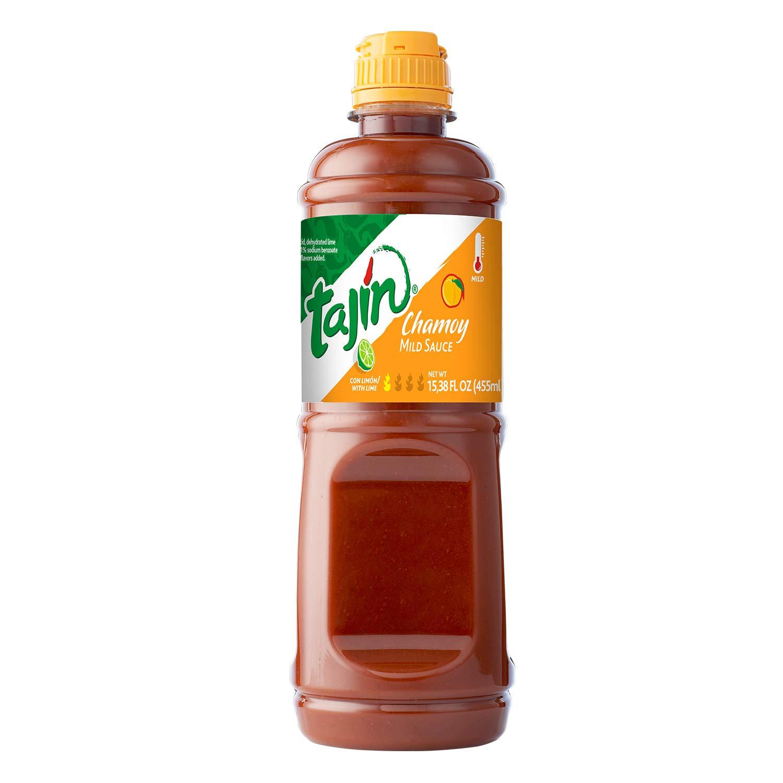 Tajin chamoy Liquid 455ml.