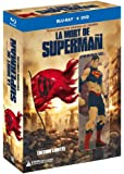 La mort de Superman – Edition limitée avec figurine [Blu-ray] [Édition Limitée Blu-ray + DVD + Figurine]