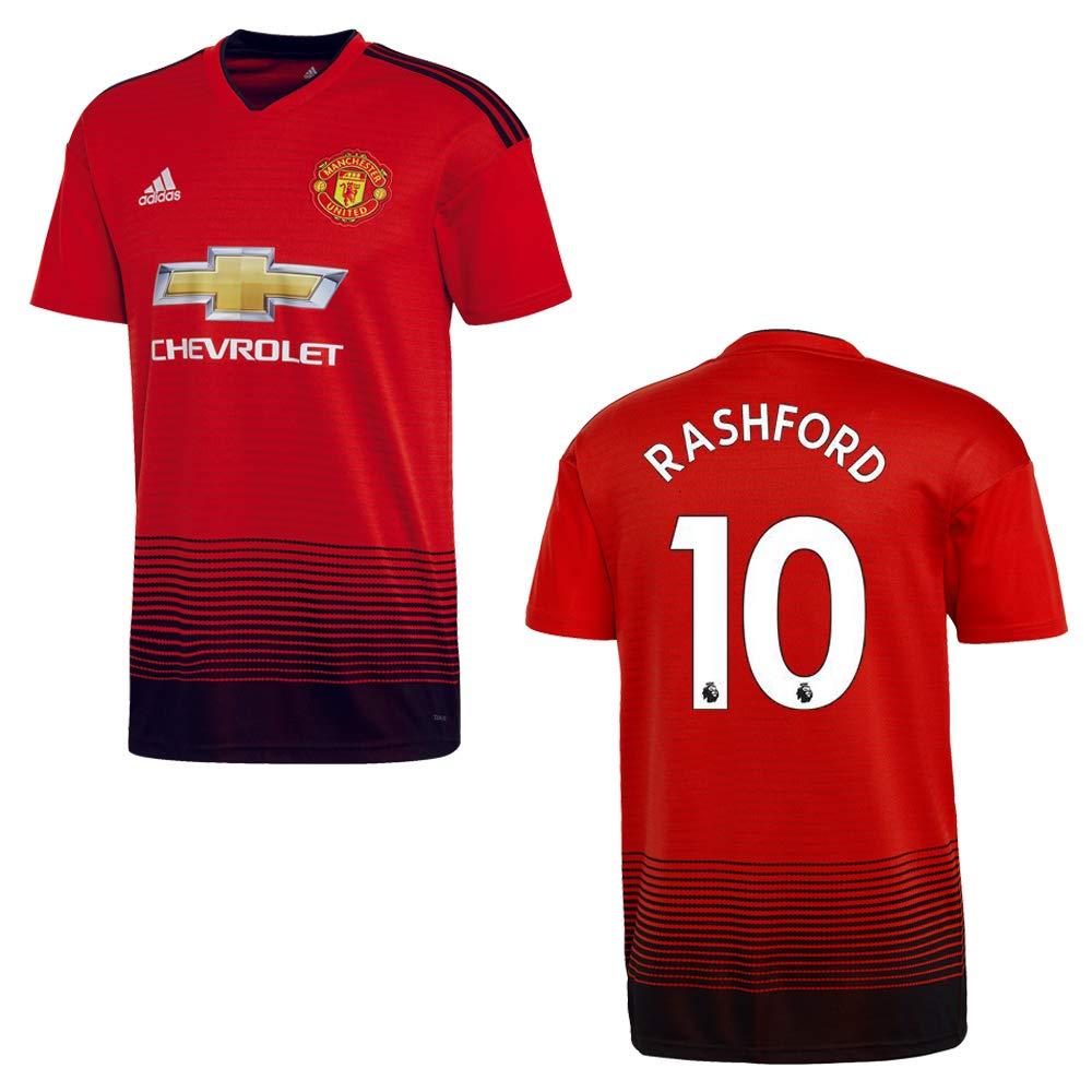 Adidas Manchester United Trikot Home Kinder 2018 2019 - RASHFORD 10