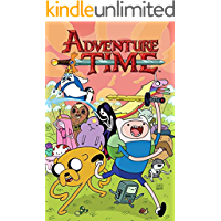 Adventure Time Vol. 2 book cover