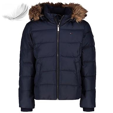 dce8299b834678 Tommy Hilfiger Tommy Hilfiger Mädchen Winterjacken T-Shirts: Amazon ...