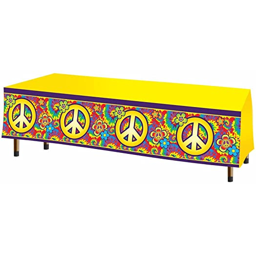 Wonderful Hippie Table Cover