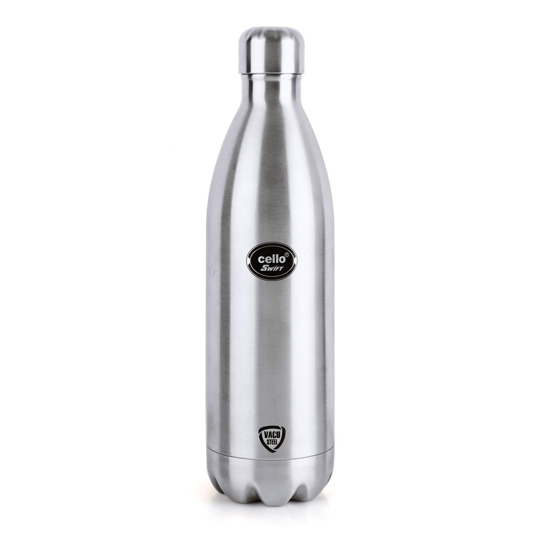 Cello Swift Steel Flask, 1 Litre