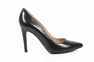 7ec61c09511 Versace 19.69 Abbigliamento Sportivo Milano ladies pump 9010 Capretto Blue