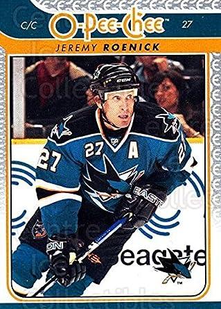 Amazon.com  (CI) Jeremy Roenick Hockey Card 2009-10 O-pee-chee (base ... c33393205