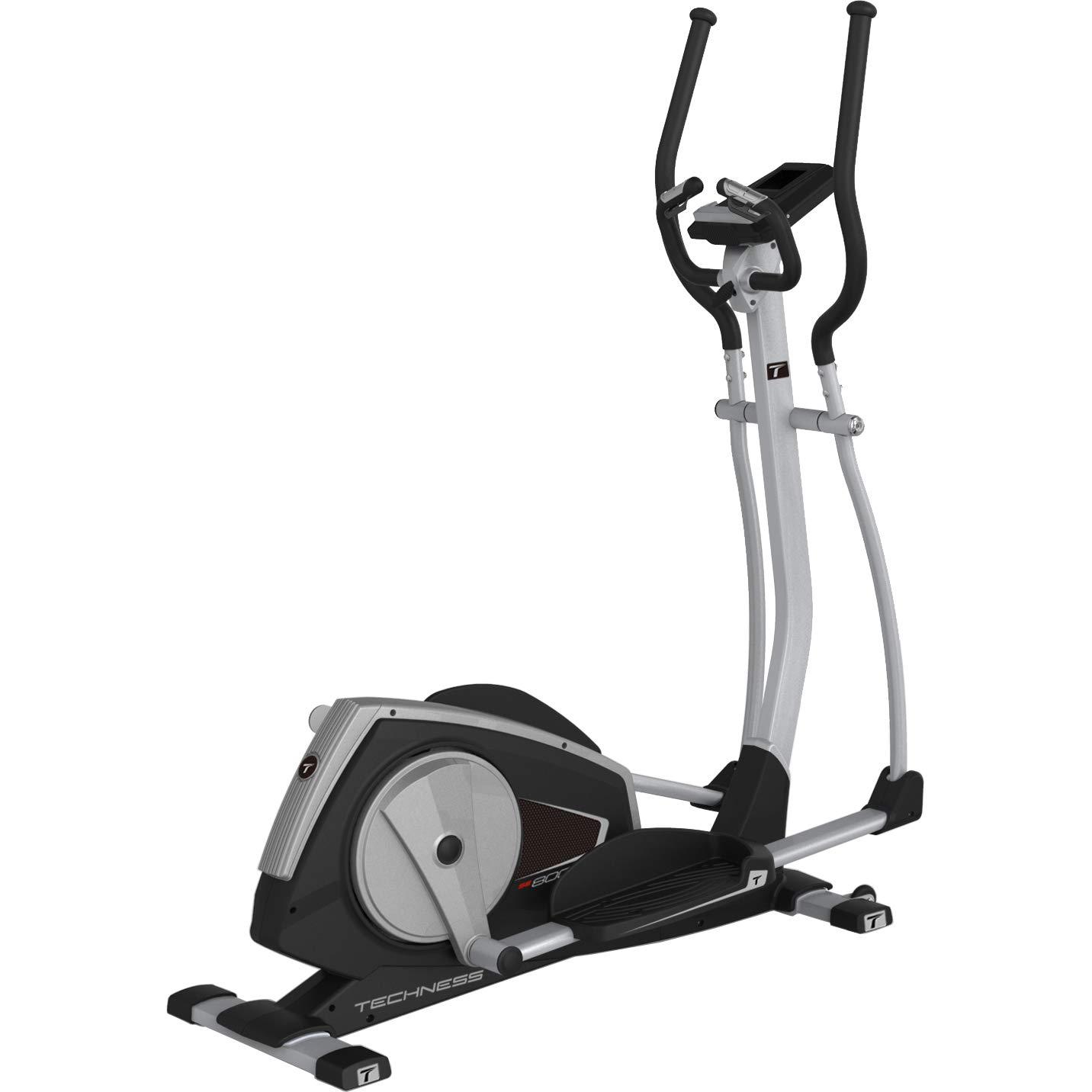 Bicicleta Elíptica Techness SE 800 MP3 2015: Amazon.es: Deportes y aire libre