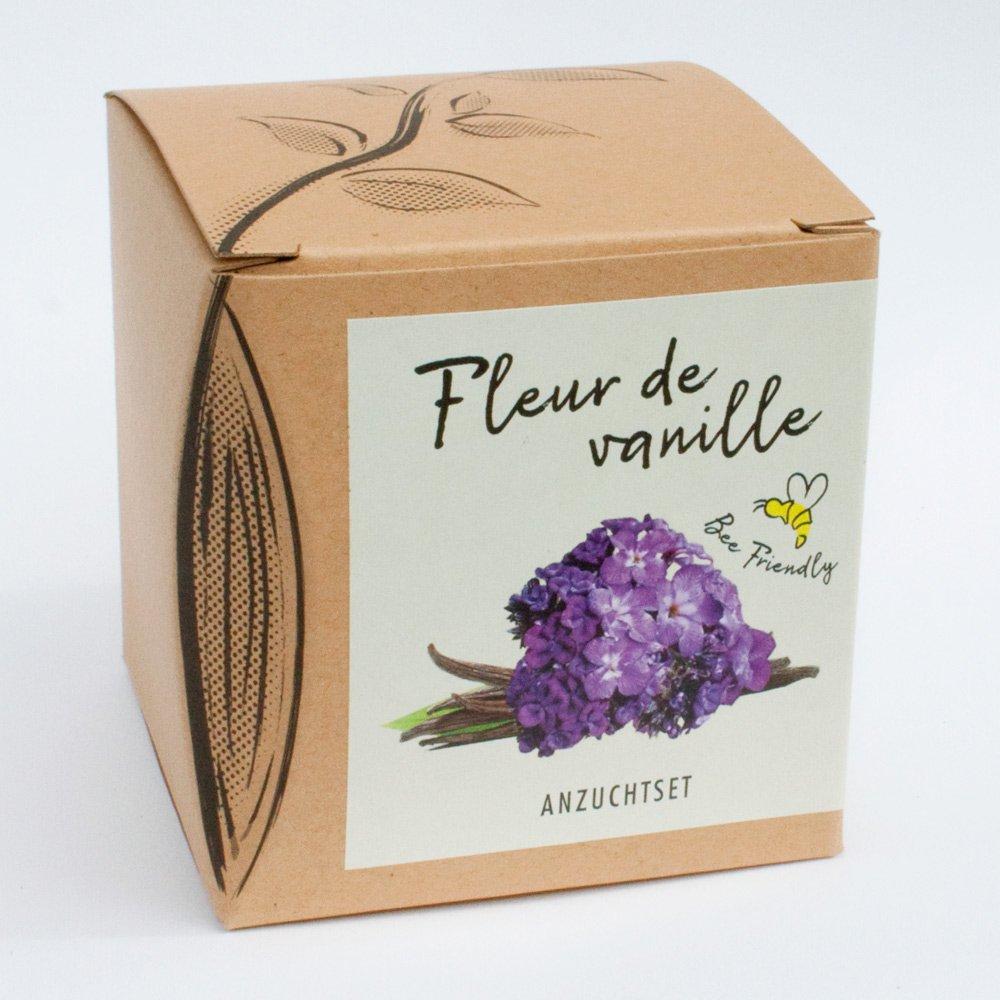 Geschenk-Anzuchtset'Fleur de Vanille'