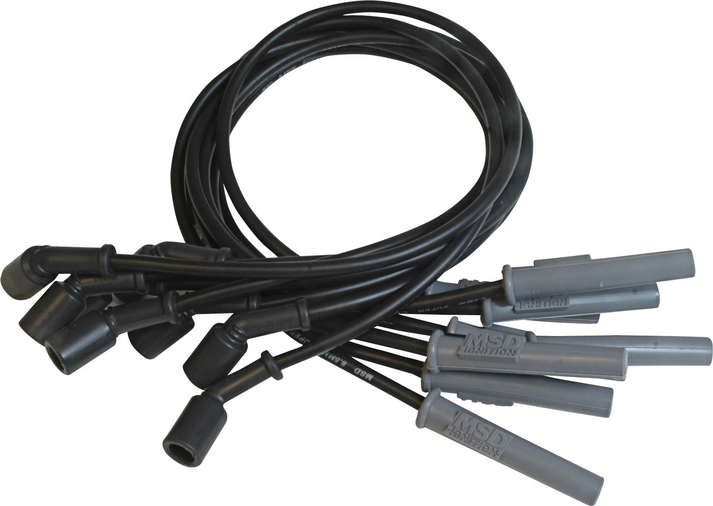 Best Msd 32823 Black 85mm Super Conductor Spark Plug Wire Set Index Of Tech Wiring