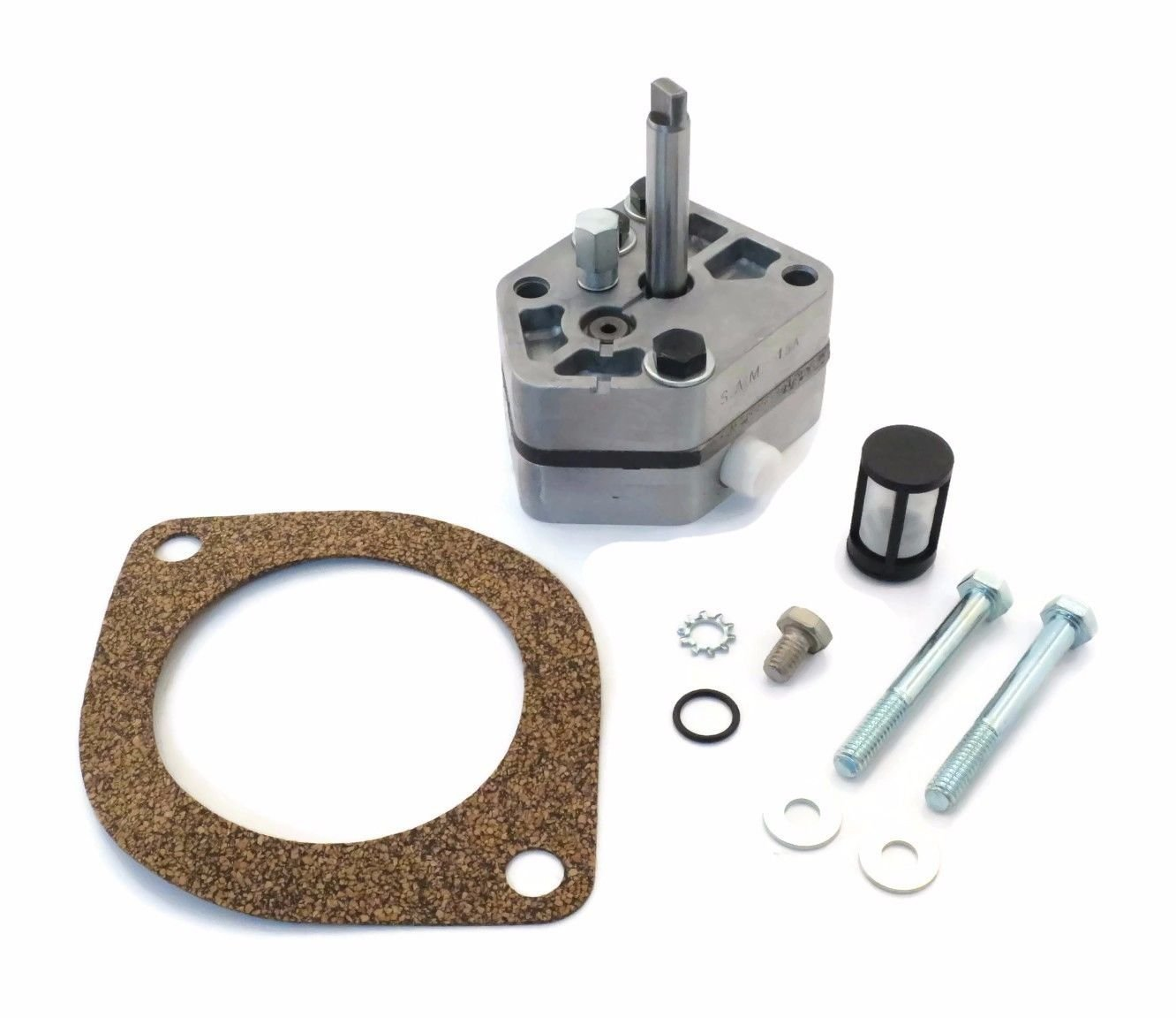 New Snow Plow HYDRAULIC PUMP KIT for Western Fisher 49211 Blade Hydro Uni Mount by The ROP Shop