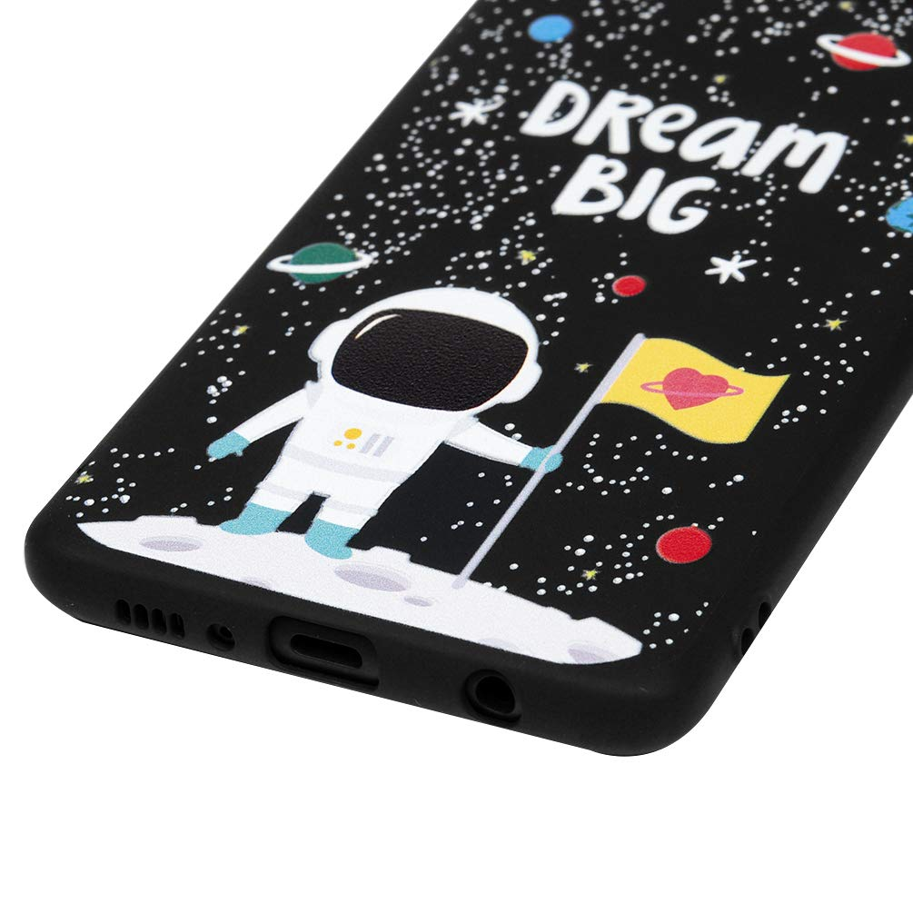 GODTOOK 3 x Funda para Samsung Galaxy S10 Plus Slim Soft Carcasa Scrub M/ármol TPU Flexible Caja Suave Silicone Antigolpes Back Protective Case Blanda Cover Patr/ón Serie 1