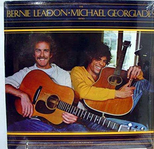 Price comparison product image The Bernie Leadon-Michael Georgiades Band - Natural Progressions - Asylum Records - 7E-1107