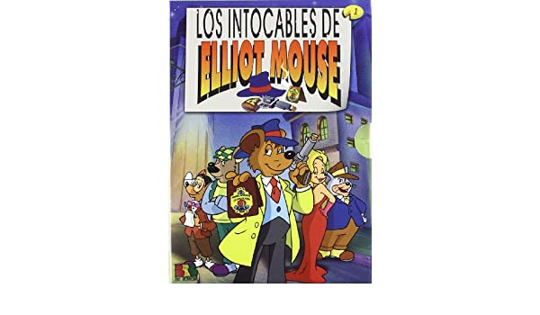 Amazon.com: Los Intocables De Elliot Mouse 1 (3dvd [Import espagnol]: Movies & TV