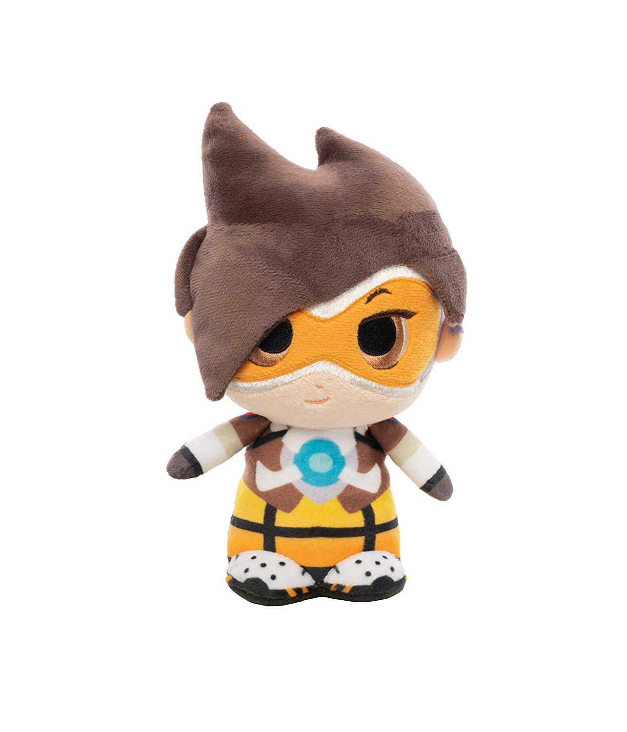 Overwatch Tracer and Roadhog Collectible Figures Set of 3 Reaper Funko Supercute Plush
