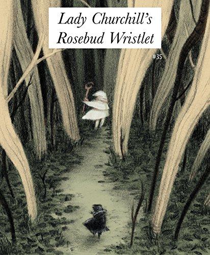 (Lady Churchill's Rosebud Wristlet No. 35)