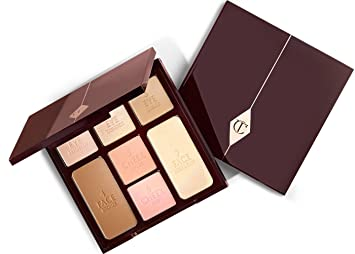 92b97cd7ab225 Image Unavailable. Image not available for. Color  Charlotte Tilbury  Instant Look in a Palette Natural Beauty Limited Edition