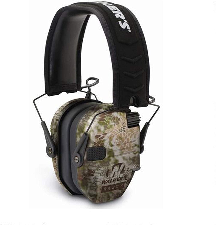 Walkers Game Ear GWP-RSEM-KPT Walker's Razor Slim Electronic Muff - Kryptek Camo : Clothing
