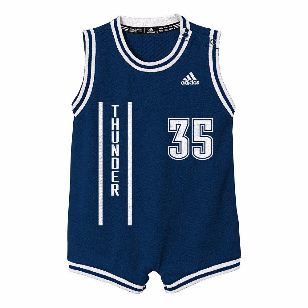 c65f0eed6 Amazon.com   adidas Kevin Durant Oklahoma City Thunder NBA Navy Blue ...
