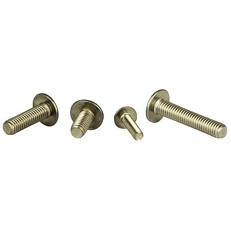 Lot de 20/vis /à t/ête bomb/ée ISO 7380 De M3/x 3//à M12/x 120/- /À six pans creux En acier inoxydable A2