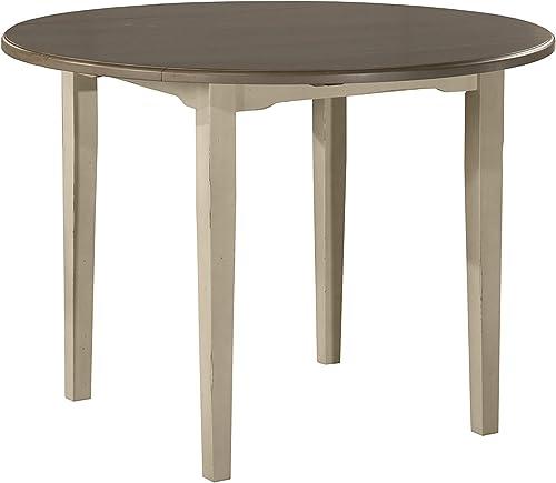 Hillsdale Furniture Hillsdale Clarion Round Drop Leaf