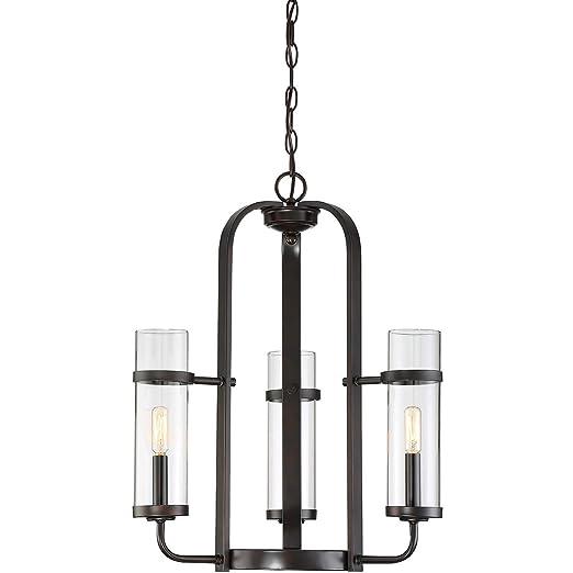 Amazon.com: candelabros 3 luz con acabado de bronce en ...