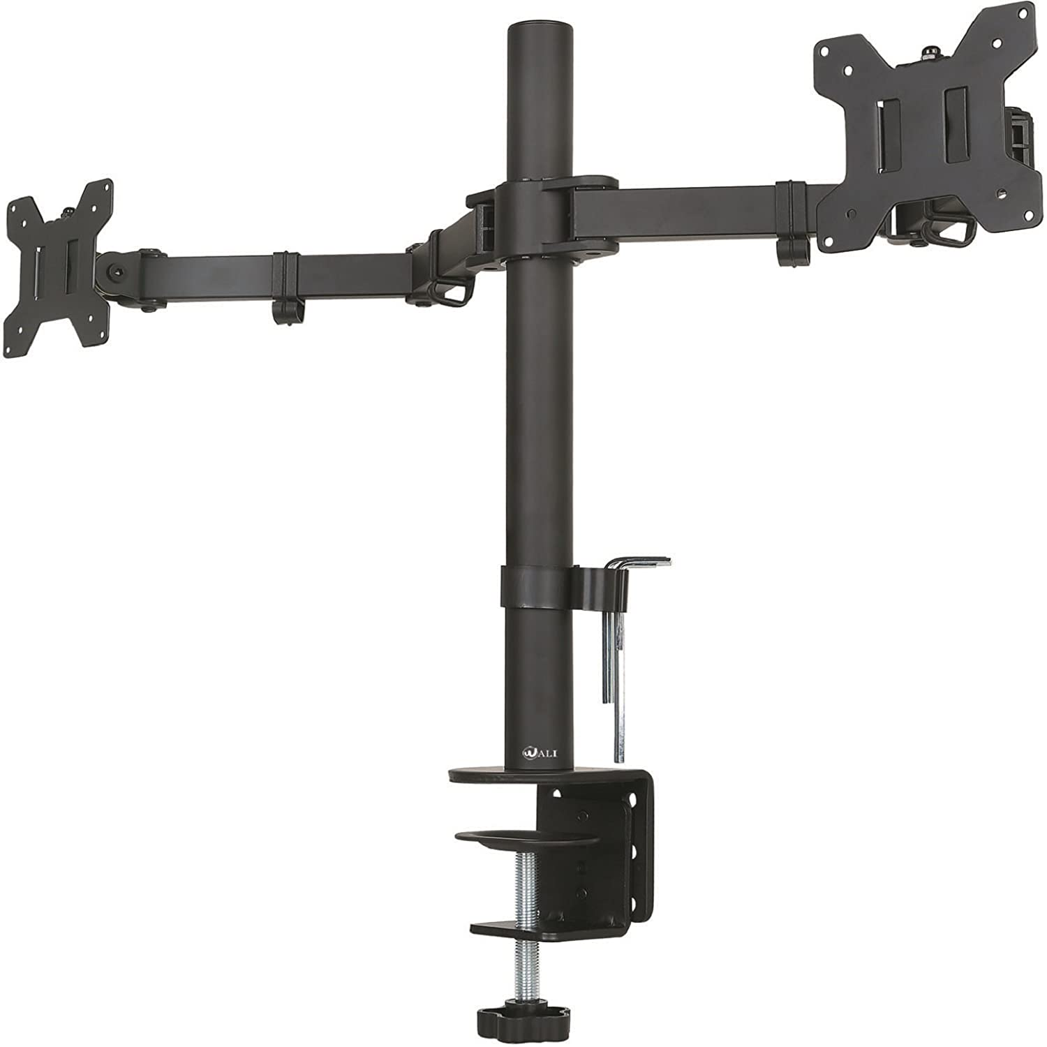 Amazoncom WALI Dual LCD Monitor Desk Mount Stand Fully