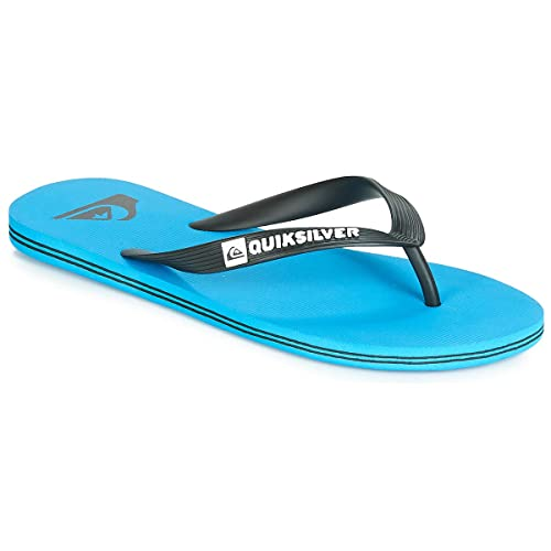 ee275e04f Image Unavailable. Image not available for. Color  Quiksilver Molokai Flip  Flops ...