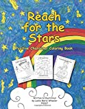 Reach for the Stars: Positive Character Coloring Book (Volume 2)