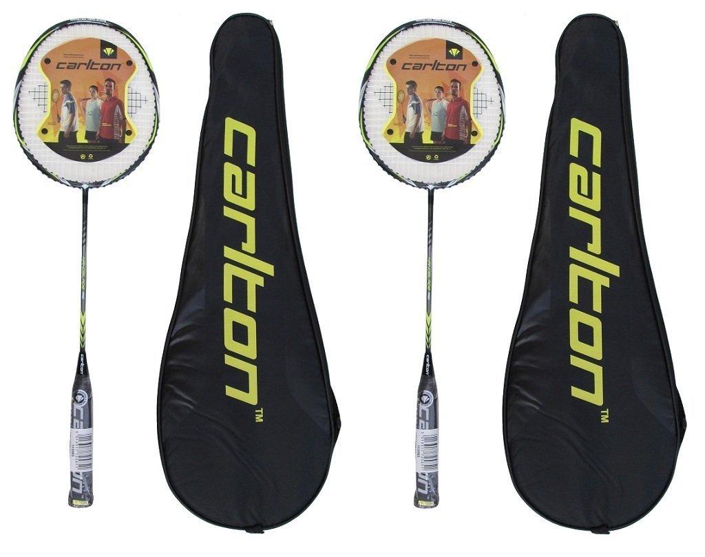 2 x Carlton Nanoblade Pro Badminton Rackets M D Trading